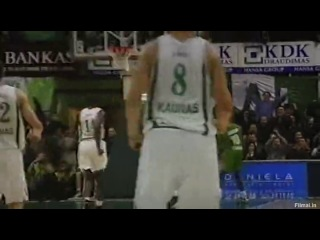 Žalgiris. The Golden History